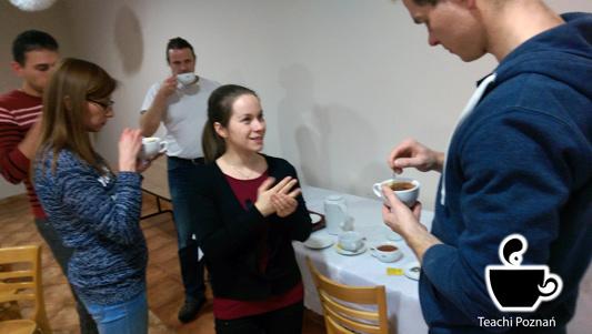 Pozytywna Energia Chi wprost z herbaty...